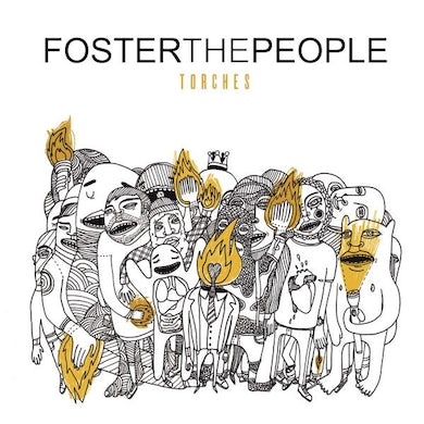 Foster The People Torches CD