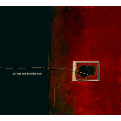 Nine Inch Nails Hesitation Marks [Deluxe Edition] CD