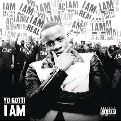 Yo Gotti I Am [PA] CD