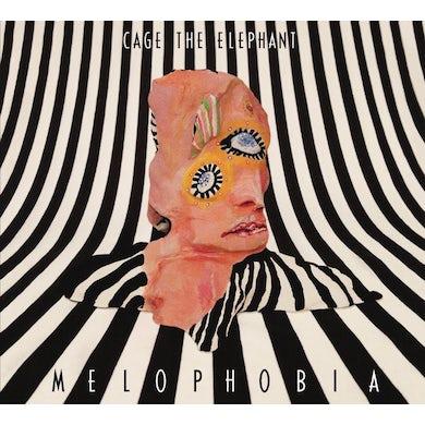 Cage The Elephant Melophobia CD
