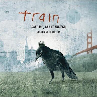 Train Save Me, San Francisco (Golden Gate Edition) CD