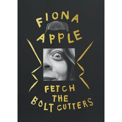 Fiona Apple Fetch The Bolt Cutters CD