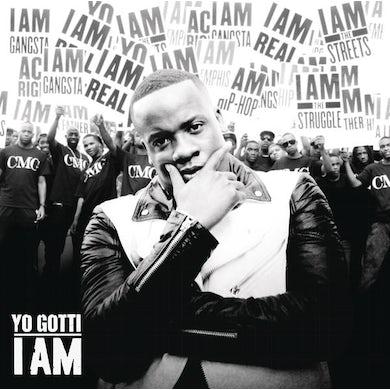 Yo Gotti I Am CD