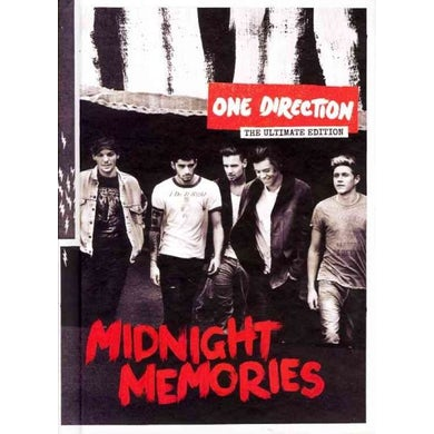 One Direction Midnight Memories [The Ultimate Edition] CD