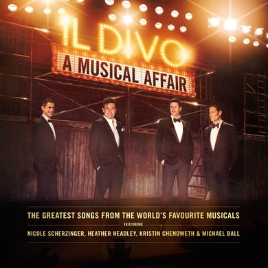 Musical Affair CD