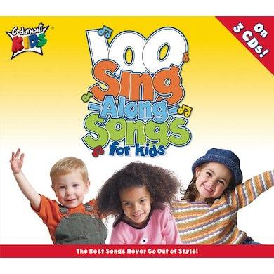 Cedarmont Kids 100 Singalong Songs for Kids CD