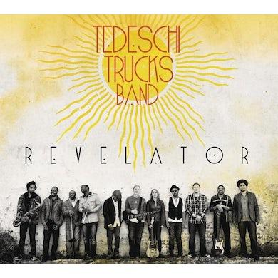 Tedeschi Trucks Band Revelator [Digipak] CD