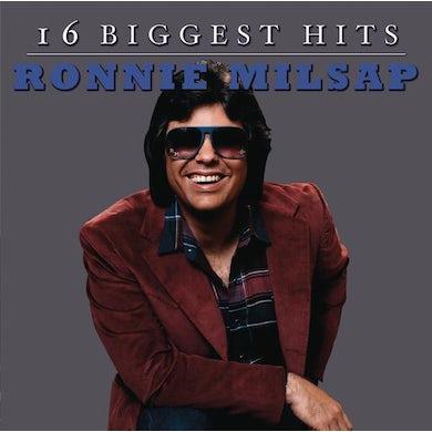 Ronnie Milsap 16 Biggest Hits CD