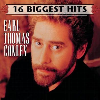 Earl Thomas Conley 16 Biggest Hits CD