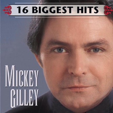 Mickey Gilley 16 Biggest Hits CD