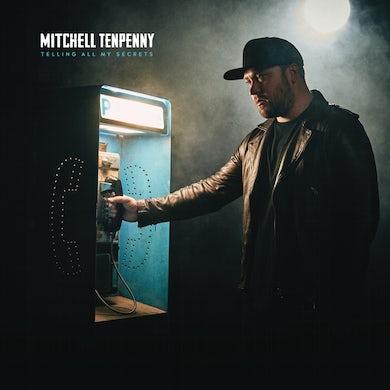 Mitchell Tenpenny Telling All My Secrets CD