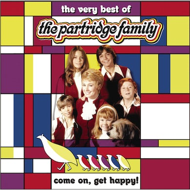 Come On, Get Happy: The Very Best of The Partridge Family CD