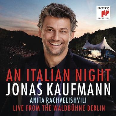 Jonas Kaufmann Italian Night: Live From The Waldbuhne Berlin CD