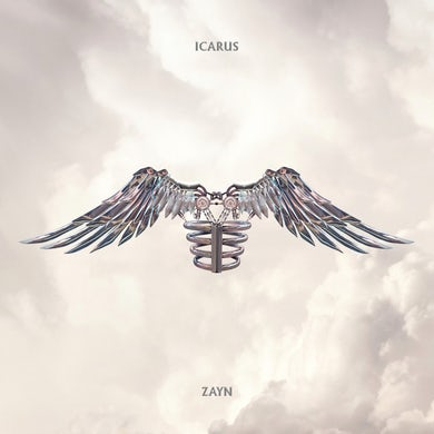 Zayn Icarus Falls CD