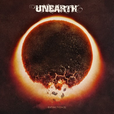 Unearth Extinction(s) CD