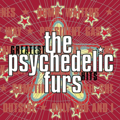 Psychedelic Furs Greatest Hits CD