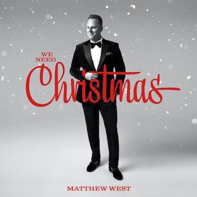 We Need Christmas CD