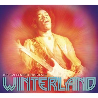 Jimi Hendrix Winterland [Highlights] [Digipak] CD