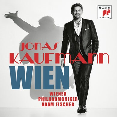 Jonas Kaufmann Wien CD