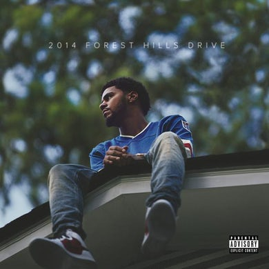 2014 Forest Hills Drive Vinyl Record