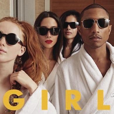 Pharrell Williams G  I  R  L Vinyl Record