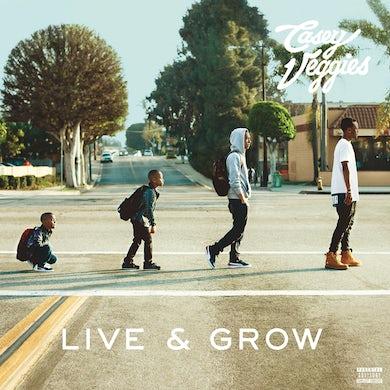 Live & Grow Vinyl Record