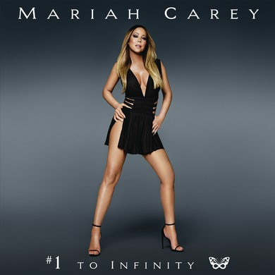 Mariah Carey 1 To Infinity Vinyl Record