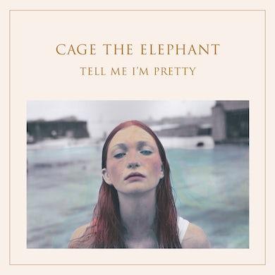 Cage The Elephant Tell Me I'm Pretty Vinyl Record