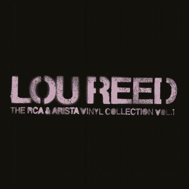 Lou Reed RCA & Arista Vinyl Collection, Vol. 1 Vinyl Record