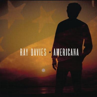 Americana Vinyl Record