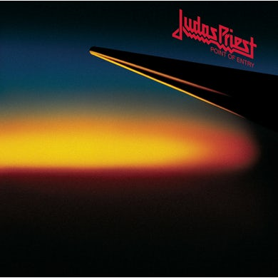 Judas Priest Point Of Entry Vinyl Record