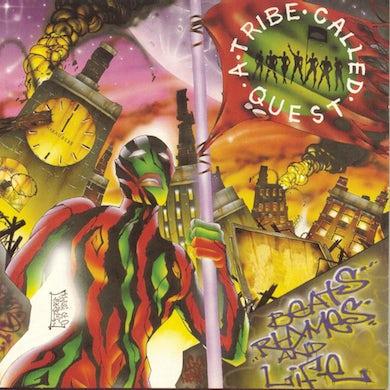 Beats, Rhymes & Life Vinyl Record