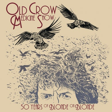 50 Years Of Blonde On Blonde Vinyl Record