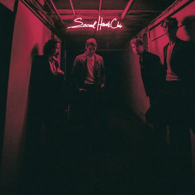 Foster The People Sacred Hearts Club Vinyl Record