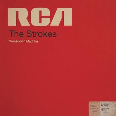 The Strokes Comedown Machine Vinyl Record