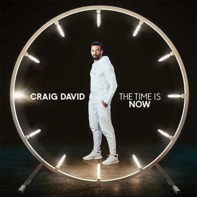 Time Is Now Vinyl Record
