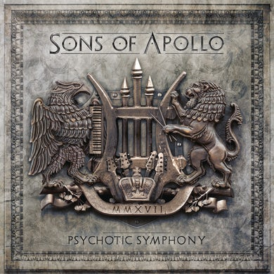 Sons Of Apollo Psychotic Symphony Vinyl Record