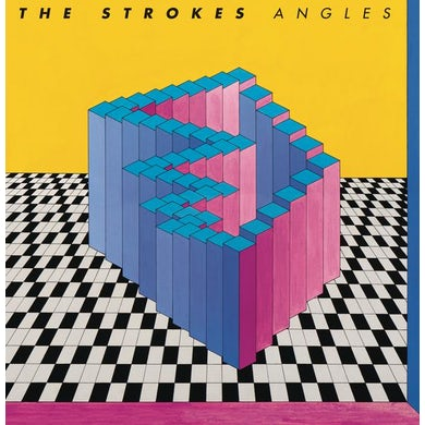 The Strokes Angles Vinyl Record