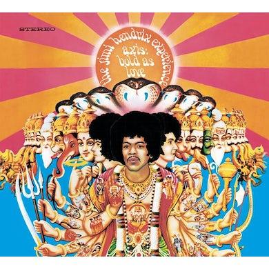 Jimi Hendrix Experience Axis: Bold As Love Vinyl Record