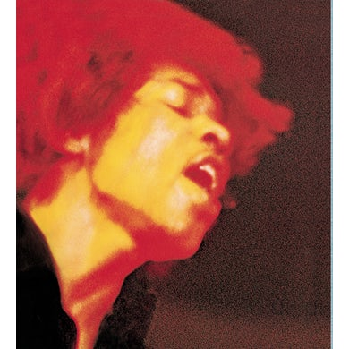 Jimi Hendrix Experience Electric Ladyland Vinyl Record