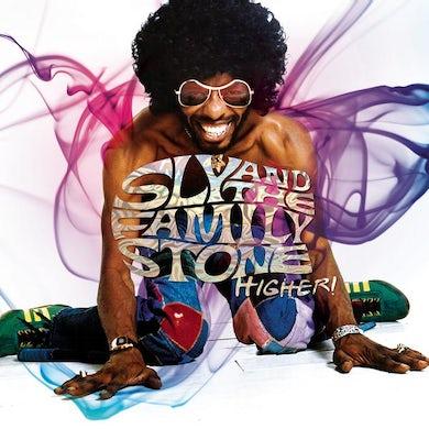 Higher! Vinyl Record