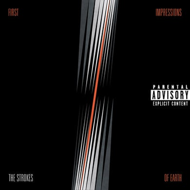 The Strokes First Vinyl Record