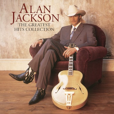 Alan Jackson The Greatest Hits Collection Vinyl Record