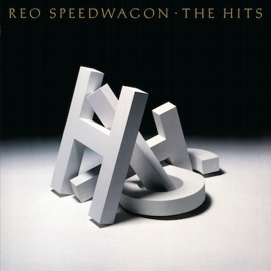 Reo Speedwagon The Hits Vinyl Record