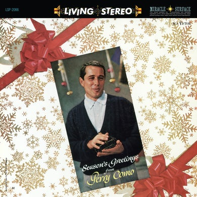 Season's Greetings From Perry Como Vinyl Record