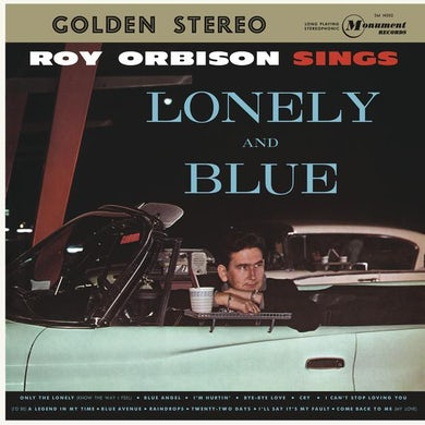 Sings Lonely And Blue Vinyl Record