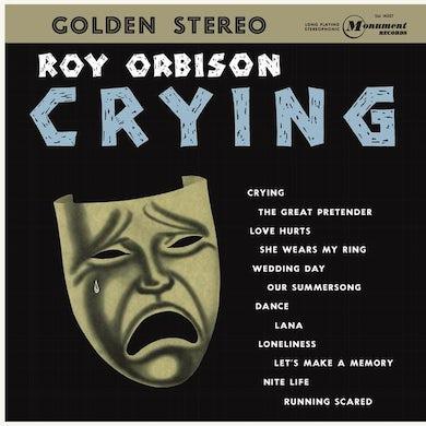 Crying Vinyl Record