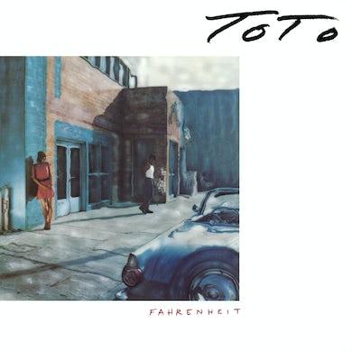 Toto Fahrenheit Vinyl Record