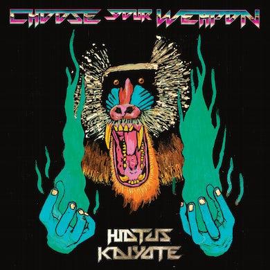 Hiatus Kaiyote Choose Your Weapon Vinyl Record