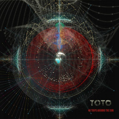 Toto Greatest Hits: 40 Trips Around The Sun Vinyl Record